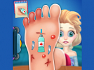 Foot Doctor Game