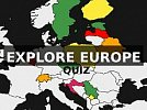 Location of European countries | Quiz