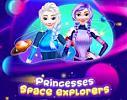 Princesses Space Explorers