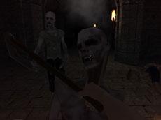 3D Zombi Cehennemi