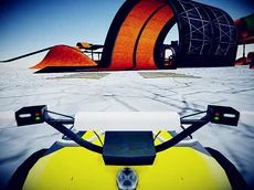 ATV Stunts Challenge