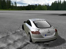 Audi TT RS Drift: Free Ride
