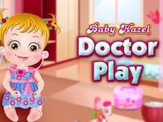 Baby Hazel Doctor Play
