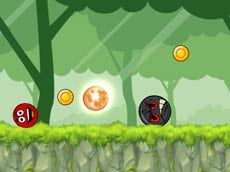 Ball Hero: Red Bounce Ball