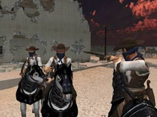 Bandits Multiplayer PVP