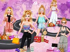 Barbie Roadtrip Adventure