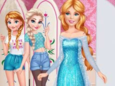 Barbie Wants To Be A Princess