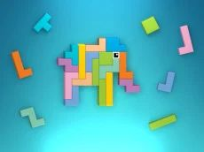 Block Square Puzzle: Tangram for Kids