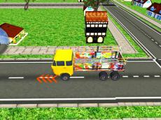 Cargo Truck Driver