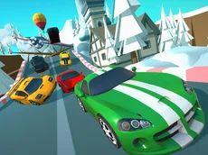 Cartoon Racers: North Pole