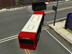 City Bus Parking