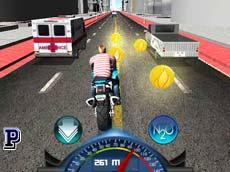 City Moto Racer - Nitro