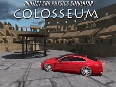 Colosseum Project Crazy Car Stunts