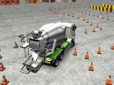 Construction Truck 3D