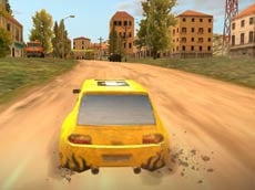 Dirt Rally Driver HD