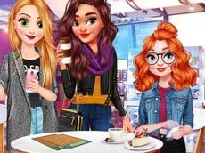Disney BFFs Coffee Date