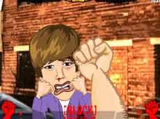Epic Celeb Brawl - Bieber