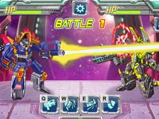 Epic Robot Battle