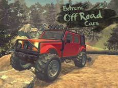 Extreme Off Road Cars