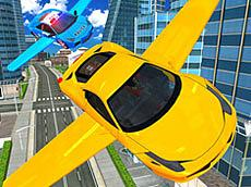 Flying Car Simulator 3D 2020