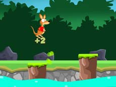 Jumpy Kangoroo