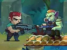 Jungle Hero 2 Online