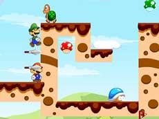 Mario Bros Great Adventure