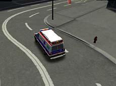 Medical Van 3D Parking