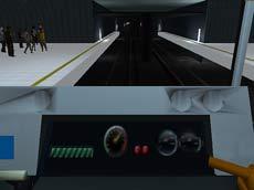Metro Rail Simulator
