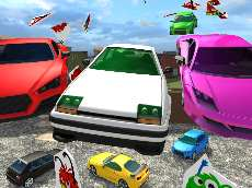Monster Smash Cars