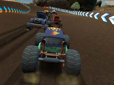 Monster Offroad Trials