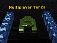 Multiplayer Tanks