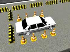 Murat 131 Parking