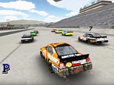 racing games participate in all types of races