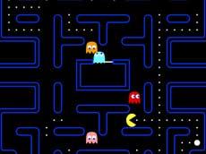 Pac Man - flash game