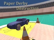 Paper Derby Destruction