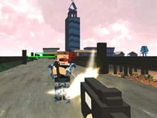 Pixel Battle Royale Multiplayer
