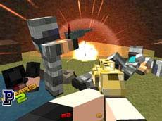 Pixel Warfare 4 WebGL