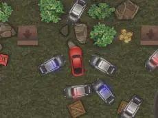 Police Chase Turn Based Game