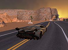 Project Car Physics Simulator Sandboxed: Canyon