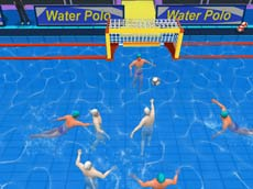 Qlympics: Water Polo