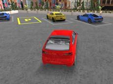Real Car Parking 3D