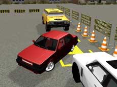 Sahin Parking 3D