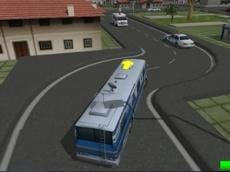 School Bus Parking 3D