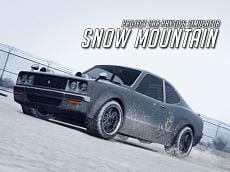 Project Car Physics Simulator: Snow Mountain