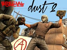 Special Forces Dust 2