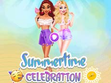 Summertime Celebration