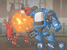 Super Robo Fighter 3