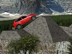 SUV (BMW X5) Challenge