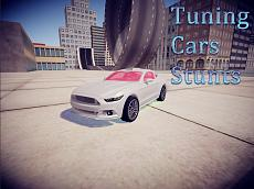 Tuning Cars Stunts